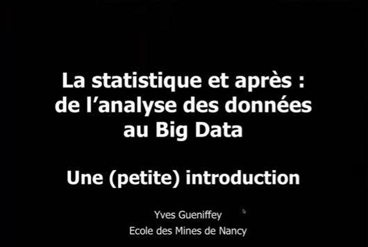 Big_Data_Video_Mines de Nancy_2014